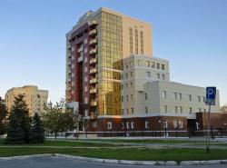 Здание Владимирского областного суда