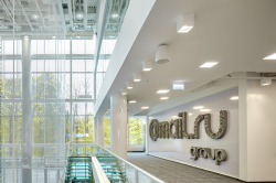 Штаб-квартира компании Mail.ru Group