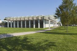 Музей искусств Кимбелла – новый корпус
