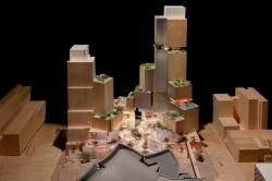 Власти Лос-Анджелеса одобрили строительство комплекса по проекту Фрэнка Гери