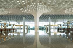 Терминал 2 аэропорта Чатрапати Шиваджи