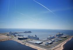 Морской пассажирский терминал
