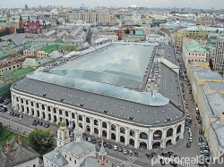 Гостиный двор (реконструкция), Москва