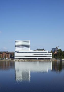 Культурный центр Väven