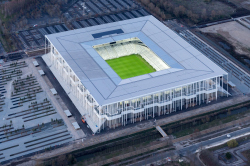 Новый стадион Бордо