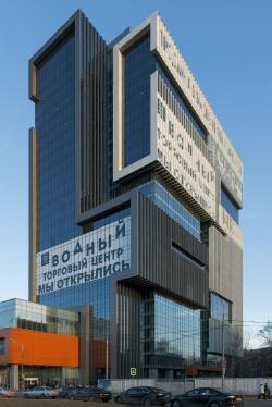 Торгово-деловой комплекс «Водный» на Головинском шоссе