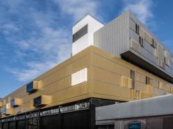 Здание на улице Берси–реконструкция