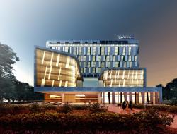 Гостиничный комплекс Radisson Blu Moscow Riverside Hotel&Spa