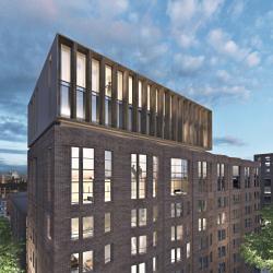 Концепция строительства многофункционального жилого комплекса на ул. Большая Почтовая