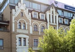 Центральный офис БИНБАНКа в Известковом переулке