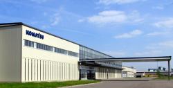 Российский завод японской корпорации Komatsu