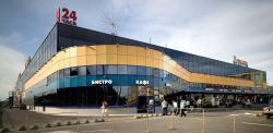 Торговый комплекс «Лента» на Выборгском шоссе