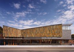 Библиотека Хонан-Оллстон (филиал Бостонской публичной библиотеки)