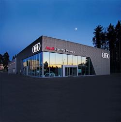 Дилерский центр Audi в Минске