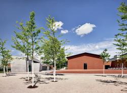 Выставочный павильон Vitra Schaudepot