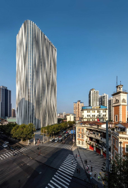 Офисная башня Hongkou Soho