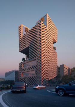 Штаб-квартира Banque Libano Francaise (BLF)