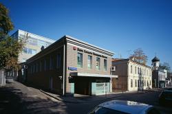 Офисный комплекс в Турчанинове переулке