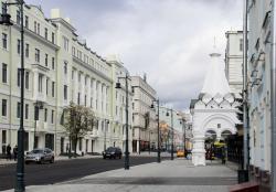 Реставрация доходного дома Тюляевой архитектора Розенкампфа