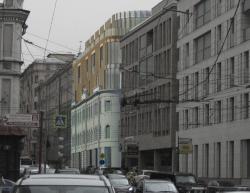 Апарт-отель на ул. Остоженка