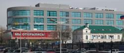 Торговый центр у станции метро «Тульская»