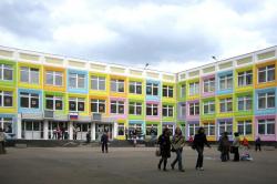 Реновация школы №1273