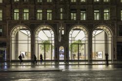 Магазин Apple на Риджент-стрит