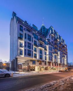 Жилой дом на улице Чапаева