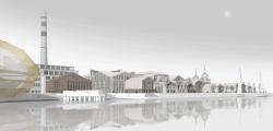 Концепция развития «Квартала XXI века» в Иркутске