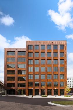 Офисное здание T3