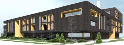 Административно-офисное здание с водогрейный котельной в г. Одинцово