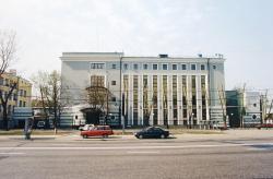 Здание «Мобильные Теле Системы» на ул. Марксистская