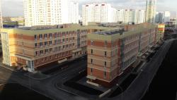 Школа в микрорайоне Левенцовский