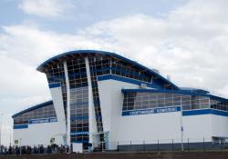 Спортивный комплекс в Омске