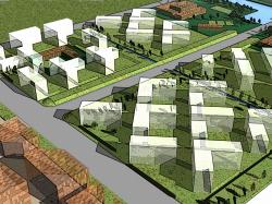 Концепция развития «Восточно-круглинского» жилого района, г. Краснодар