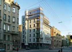 Элитный клубный дом «Эгоист», г. Санкт-Петербург