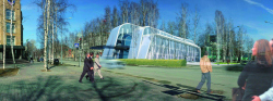 Бизнес-центр в Ханты-Мансийске