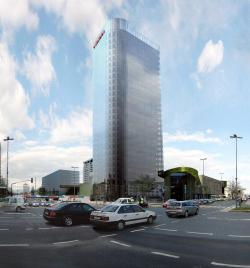 Башня Emonika City Center