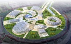 «сНежная Россия». Концепция единого дизайна олимпийского комплекса в г. Сочи