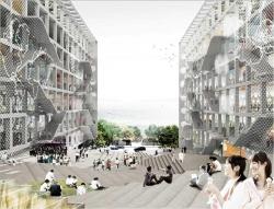 Кампус Колледжа Чху-Хай