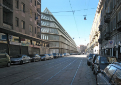 Реконструкция Порта-Вольта – проект фонда Feltrinelli