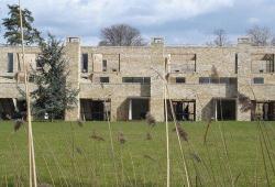 Жилой комплекс «Аккордия» в Кембридже. Премия Стерлинга 2008 года.