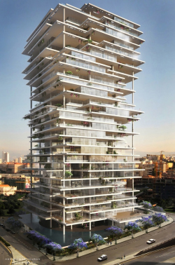 Жилой комплекс Beirut Terraces