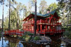 Усадьба «Модерн»: китайский домик