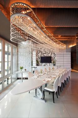 VIP-зал ресторана Sky Lounge