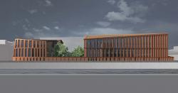 «Красный Октябрь». Концепция строительства двух жилых зданий на Болотной набережной
