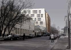 Реконструкция жилого дома на М. Никитской