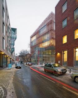 Офисное здание в Бутиковском переулке, 9