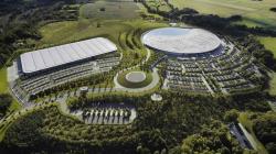 Производственный центр McLaren