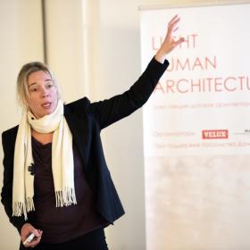 Видеозапись лекции Сигне Конгебро «Дизайн со знанием. Ценность дневного света»